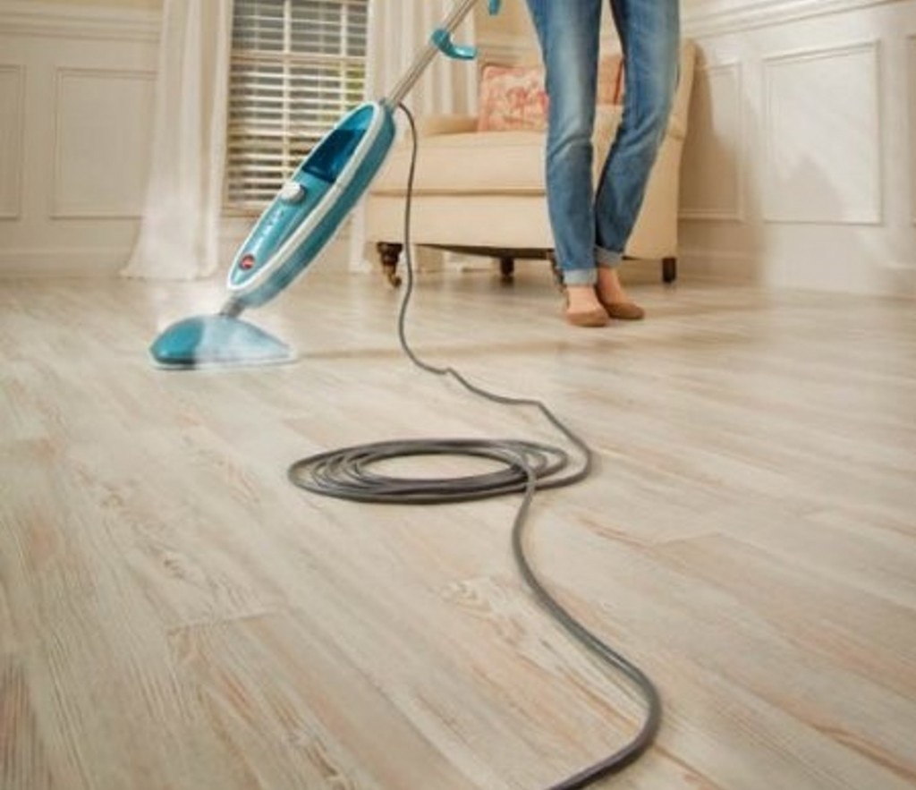 Hoover Twintank Steam Mop Review The Steam Queen
