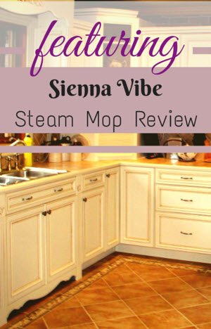 Sienna Vibe Steam Mop Review