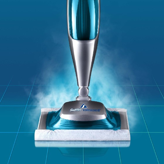 Swiffer Bissell Steamboost Steam Mop Review The Steam Queen