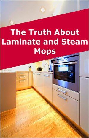 can i use a steam mop on laminate floors