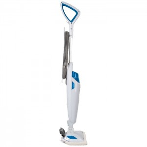 Side View of the Bissell PowerFresh Steam Mop